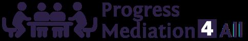 Progress Mediation 4 All Logo